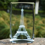 logo laser etched crystal pen holders