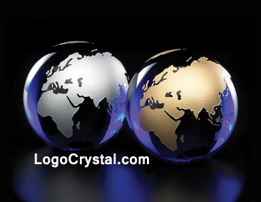 Custom Crystal Corporate Awards
