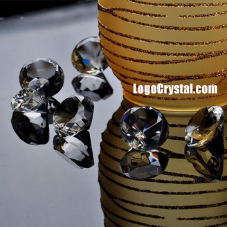 K9 Crystal diamond paper-weight