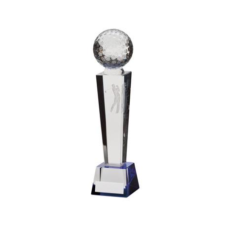 Crystal Golf Trophy Awards