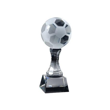 Premios de fútbol de k9 cristal