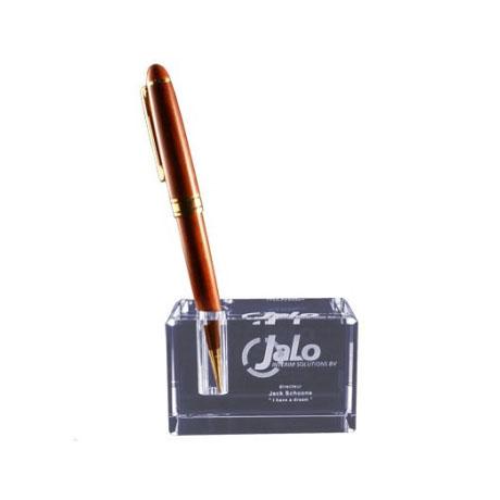 Porte stylo cristal