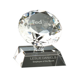 diamond crystal trophy awards