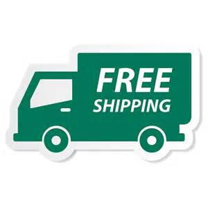 Logo Crystal offers free shipping for each award order