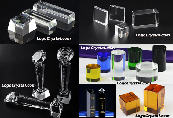 Crystal Award Showroom
